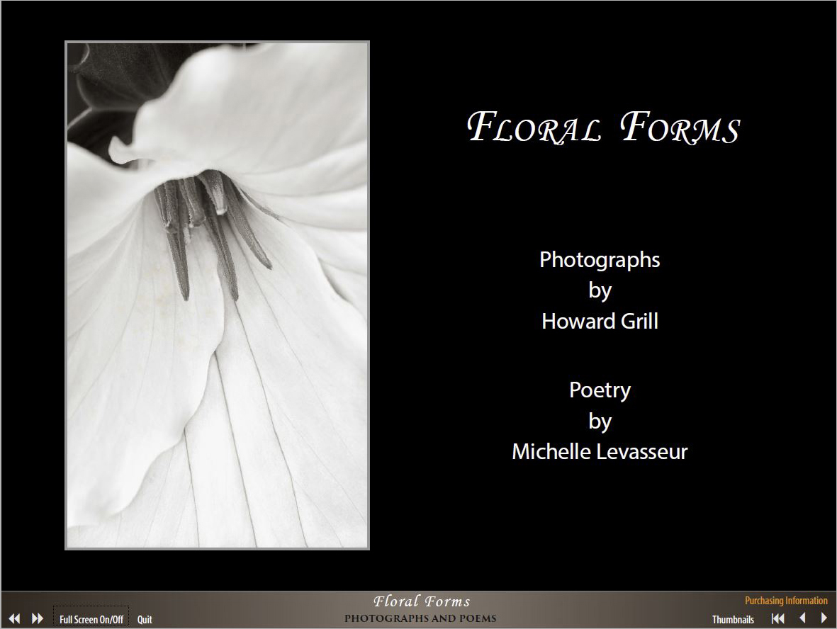 The Floral Forms eBook