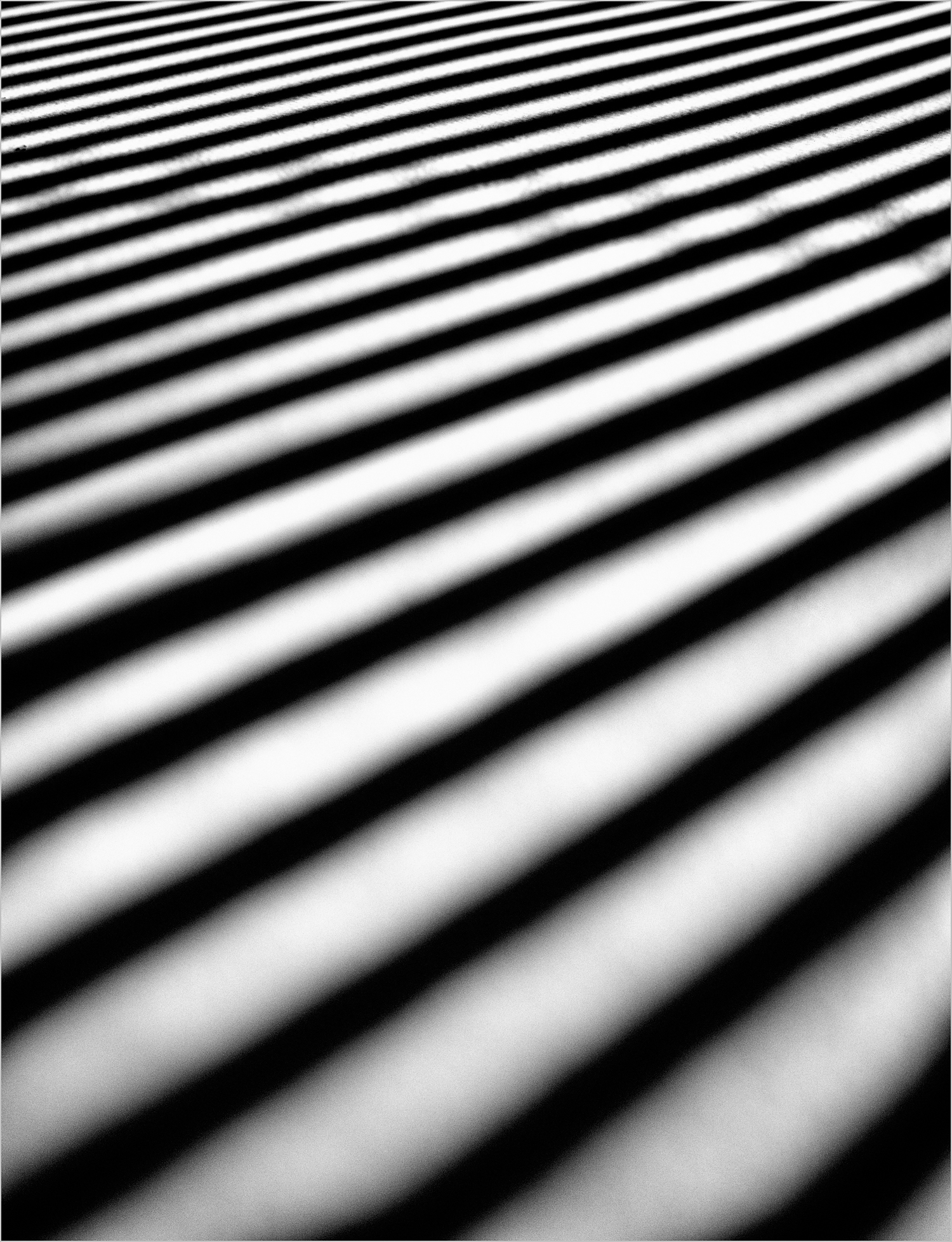 Window blind shadows on a wall  © Howard Grill