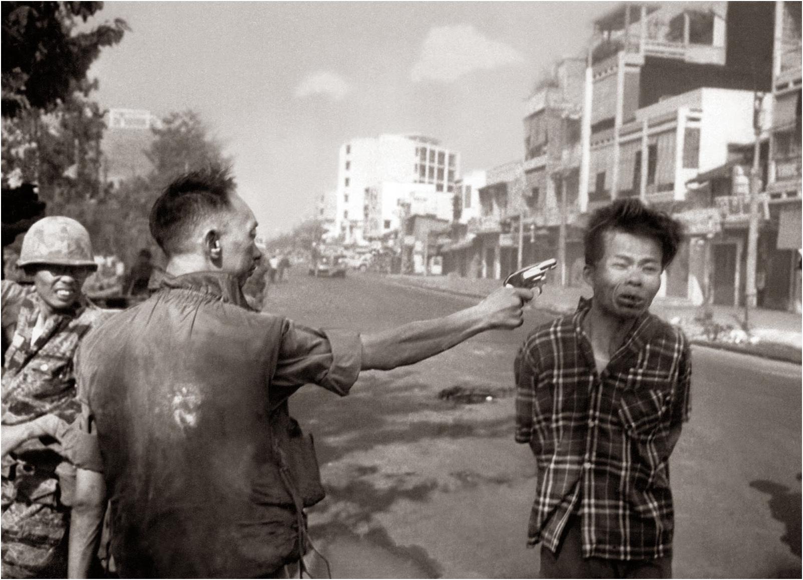 © Eddie Adams, Saigon Execution