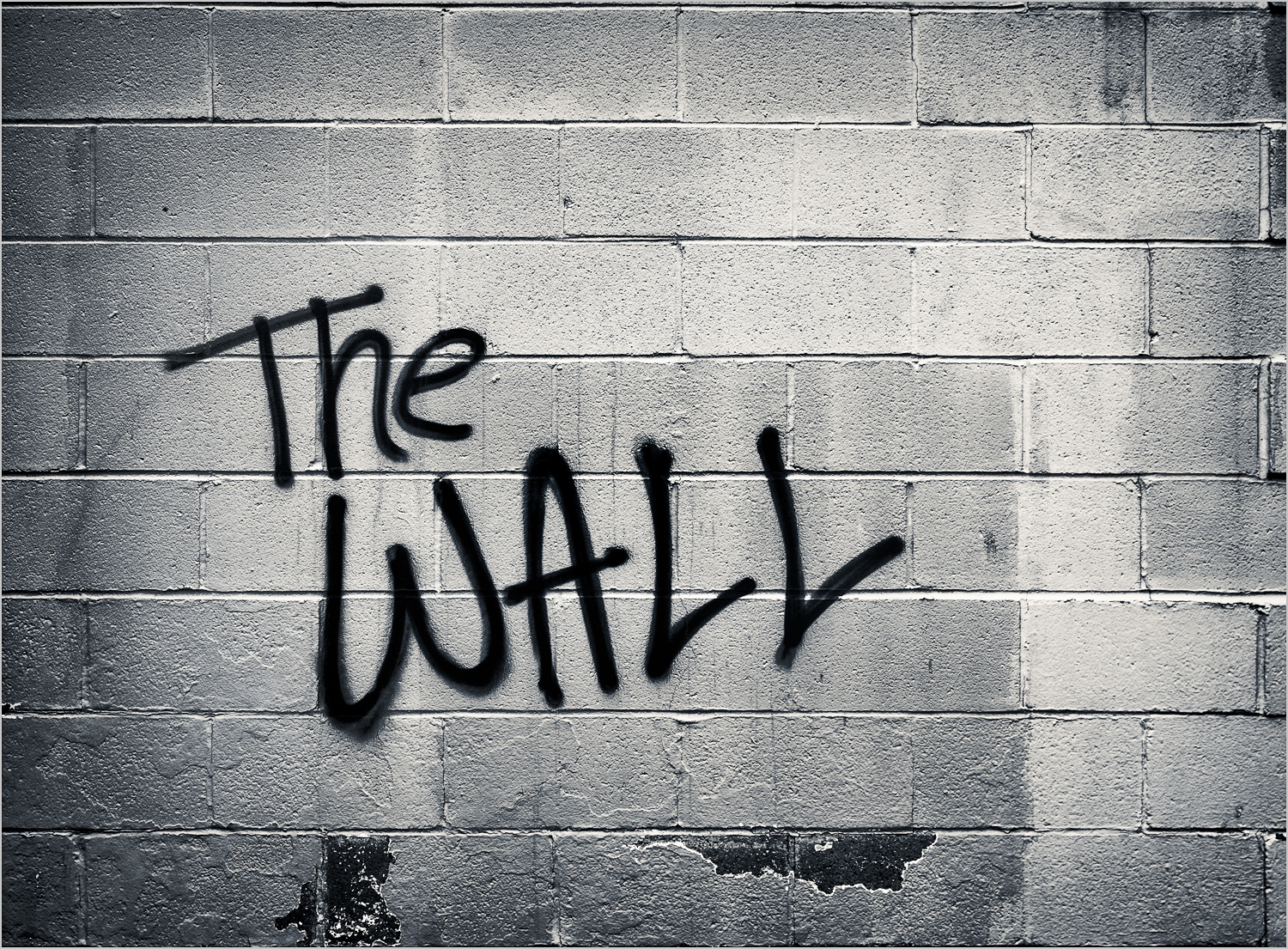 The Wall    © Howard Grill