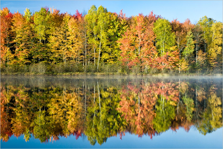 Council Lake, Upper Peninsula of Michigan  © Howard Grill