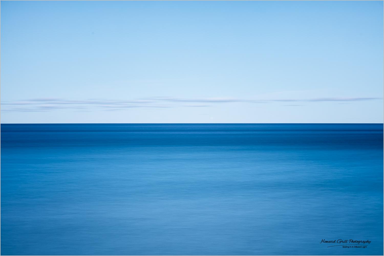 Lake Superior Abstract  © Howard Grill