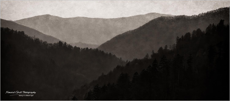 Morton's Overlook  © Howard Grill