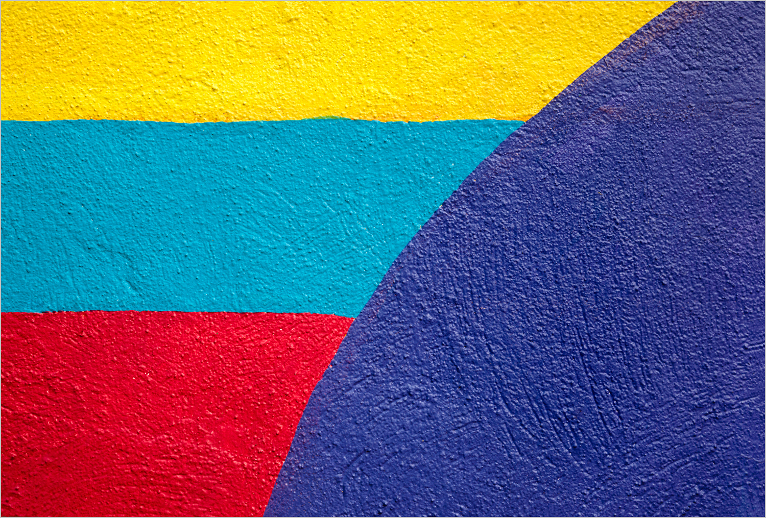 Mural Abstract 3