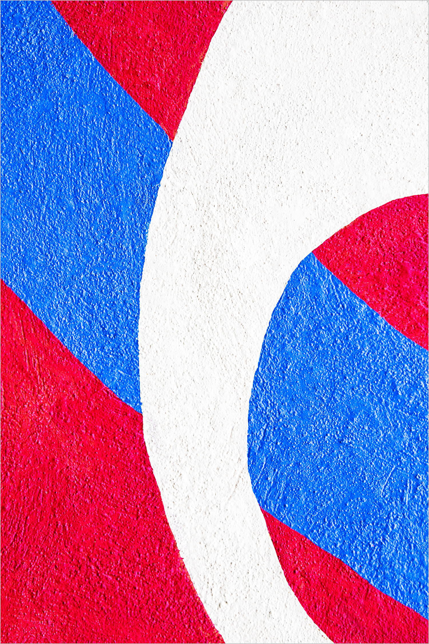 Mural Abstract 5    © Howard Grill