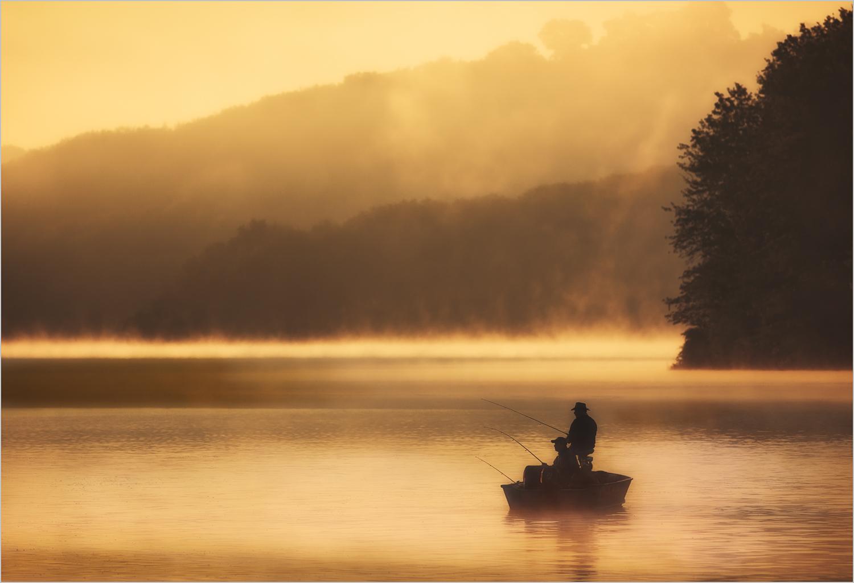 Gone Fishing  © Howard Grill