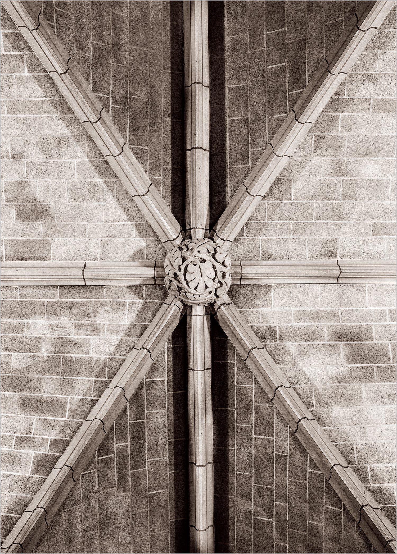 Cathedral Of Learning Ceiling