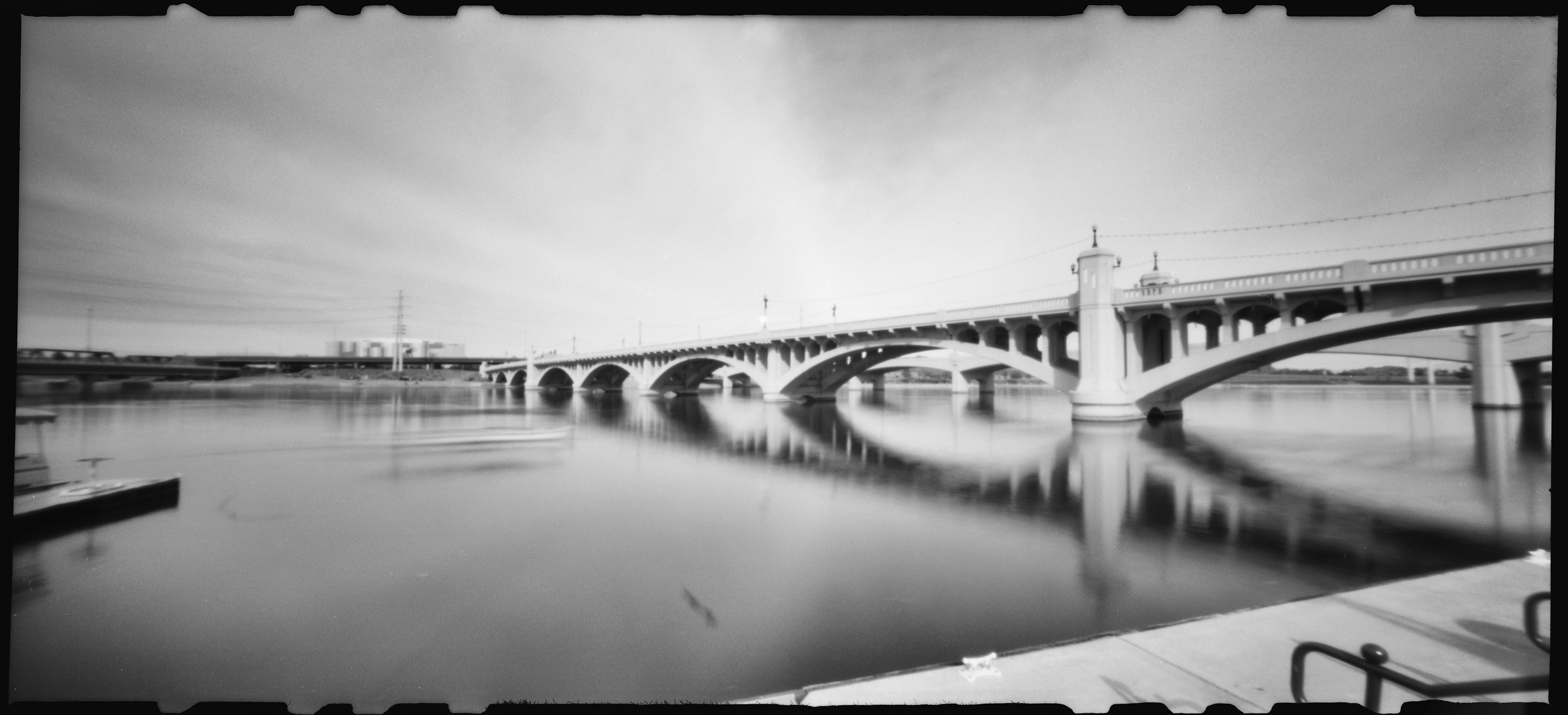 Bridge Over Tempe Town Lake