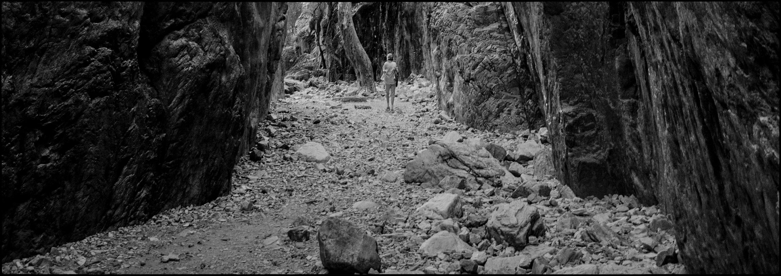 Through The Crevasse