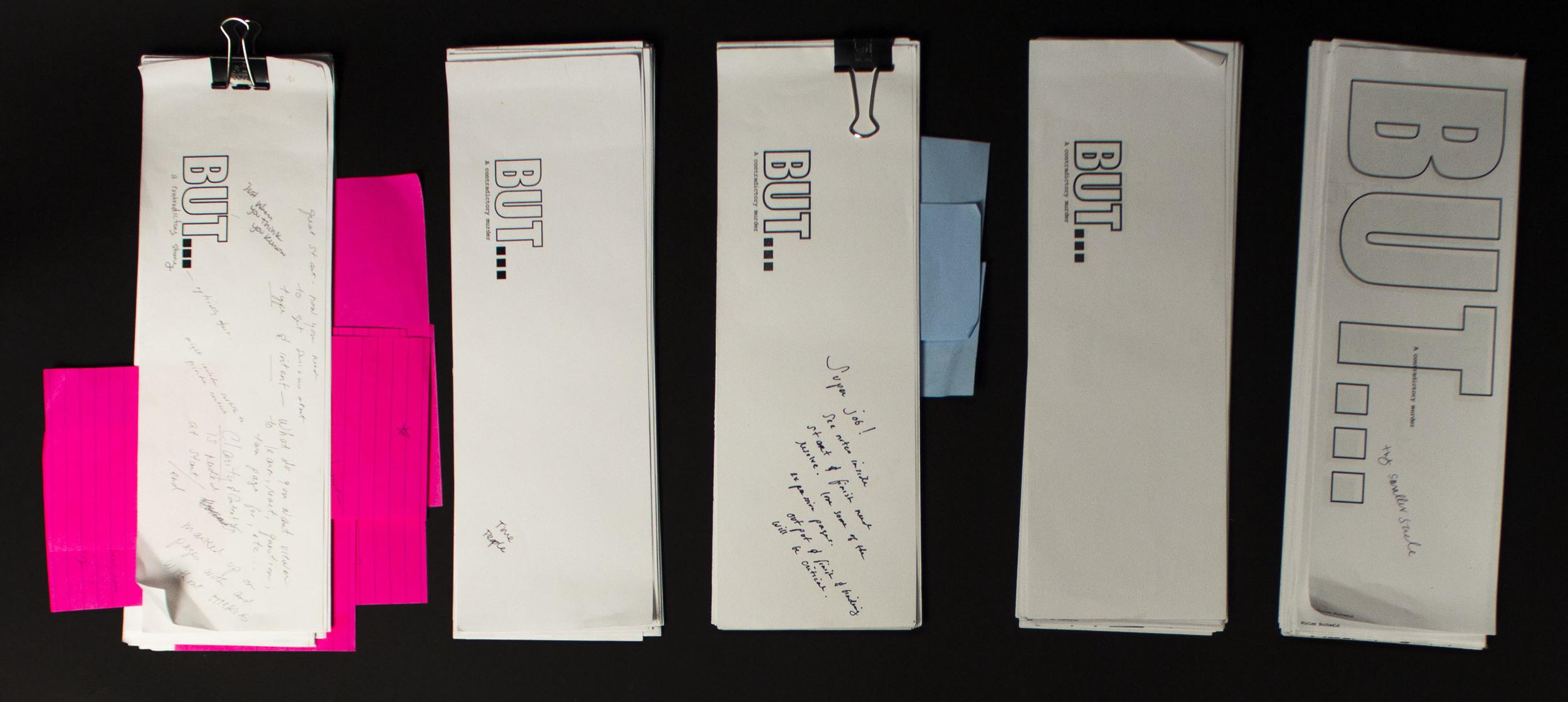 Several Prototypes