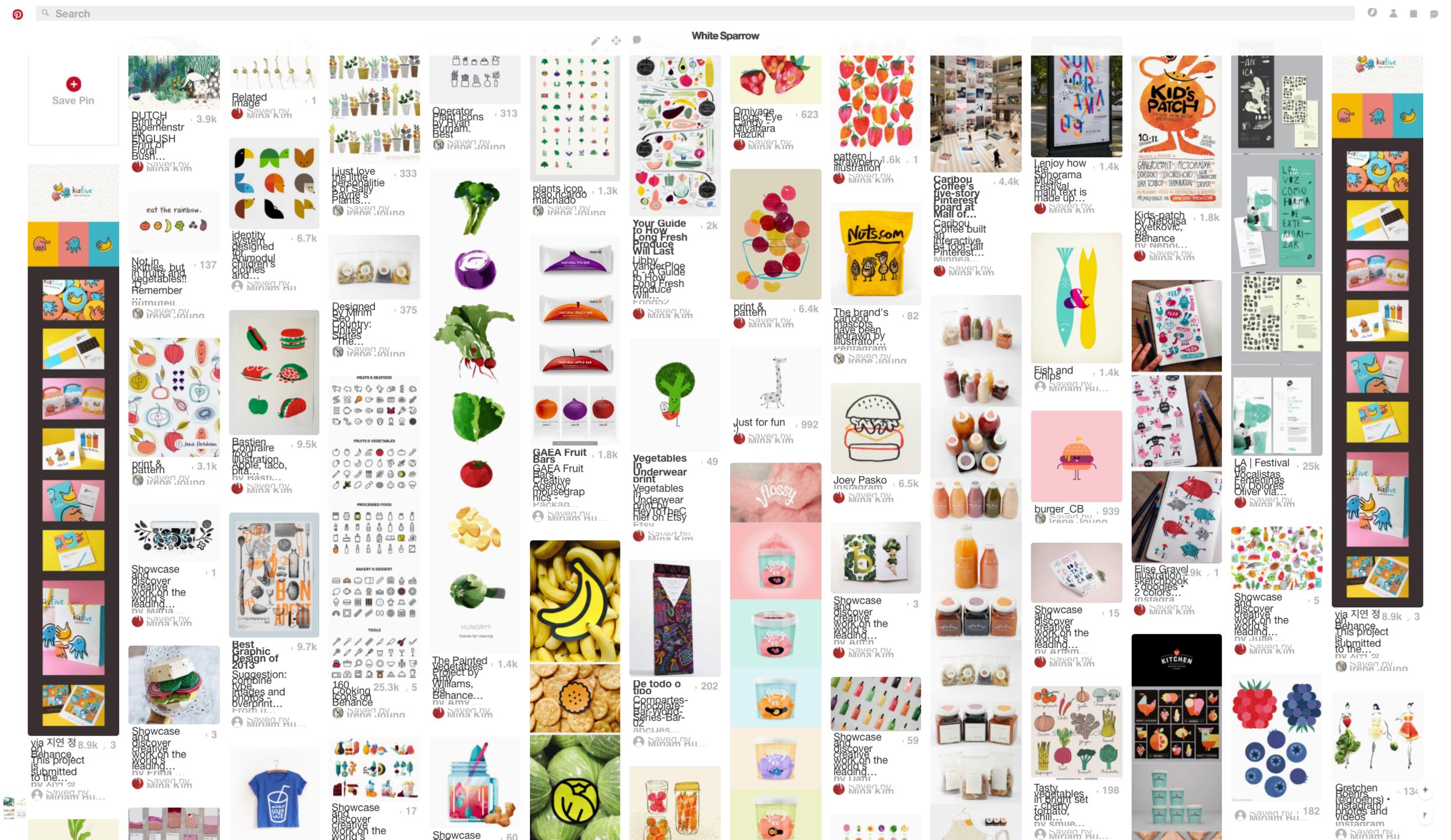 Inspirational Pinterest Board