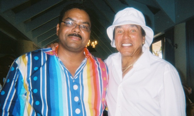 Smokey Robinson & Chef Juan