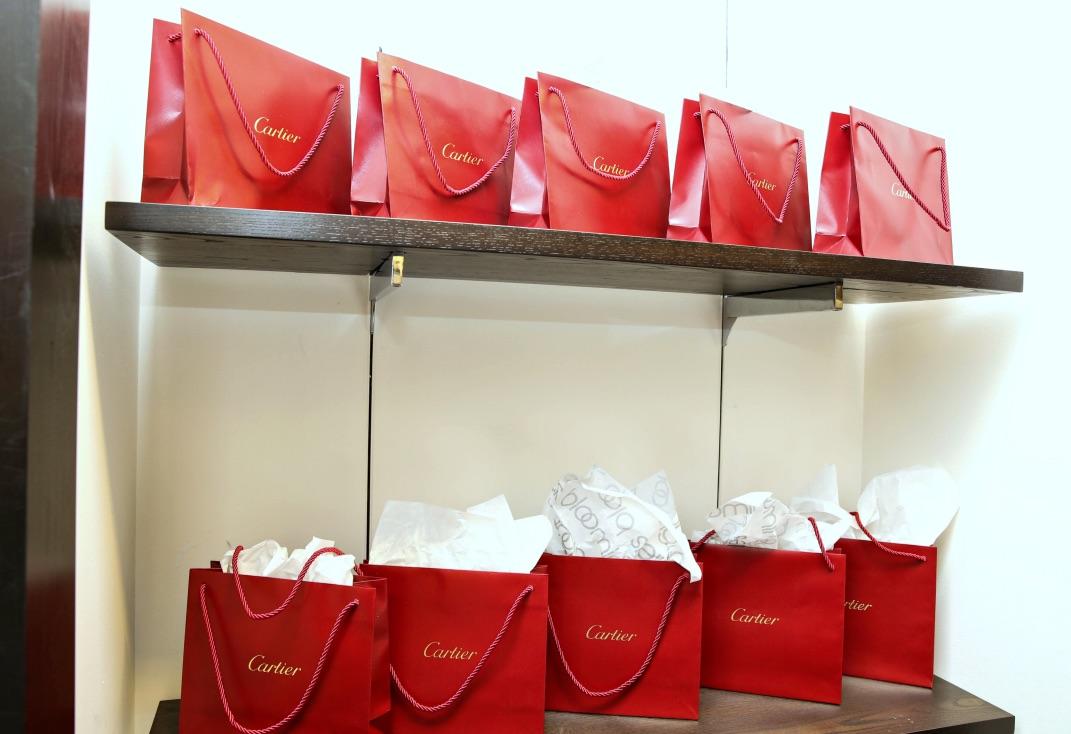 Cartier Gift Bags wide shot.jpg