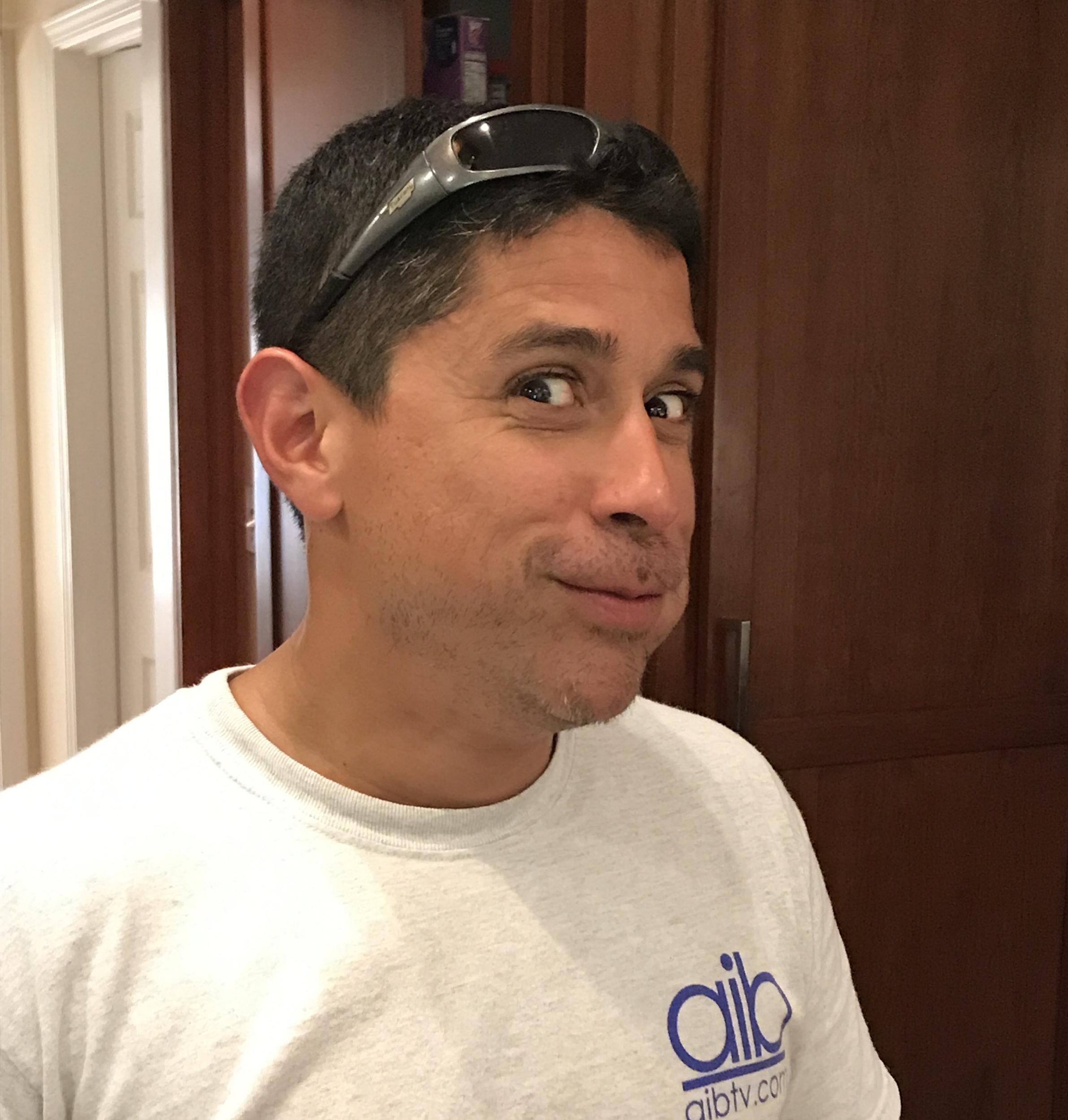 AIB Producer Edwin Rosado Tastes the Pork Belly