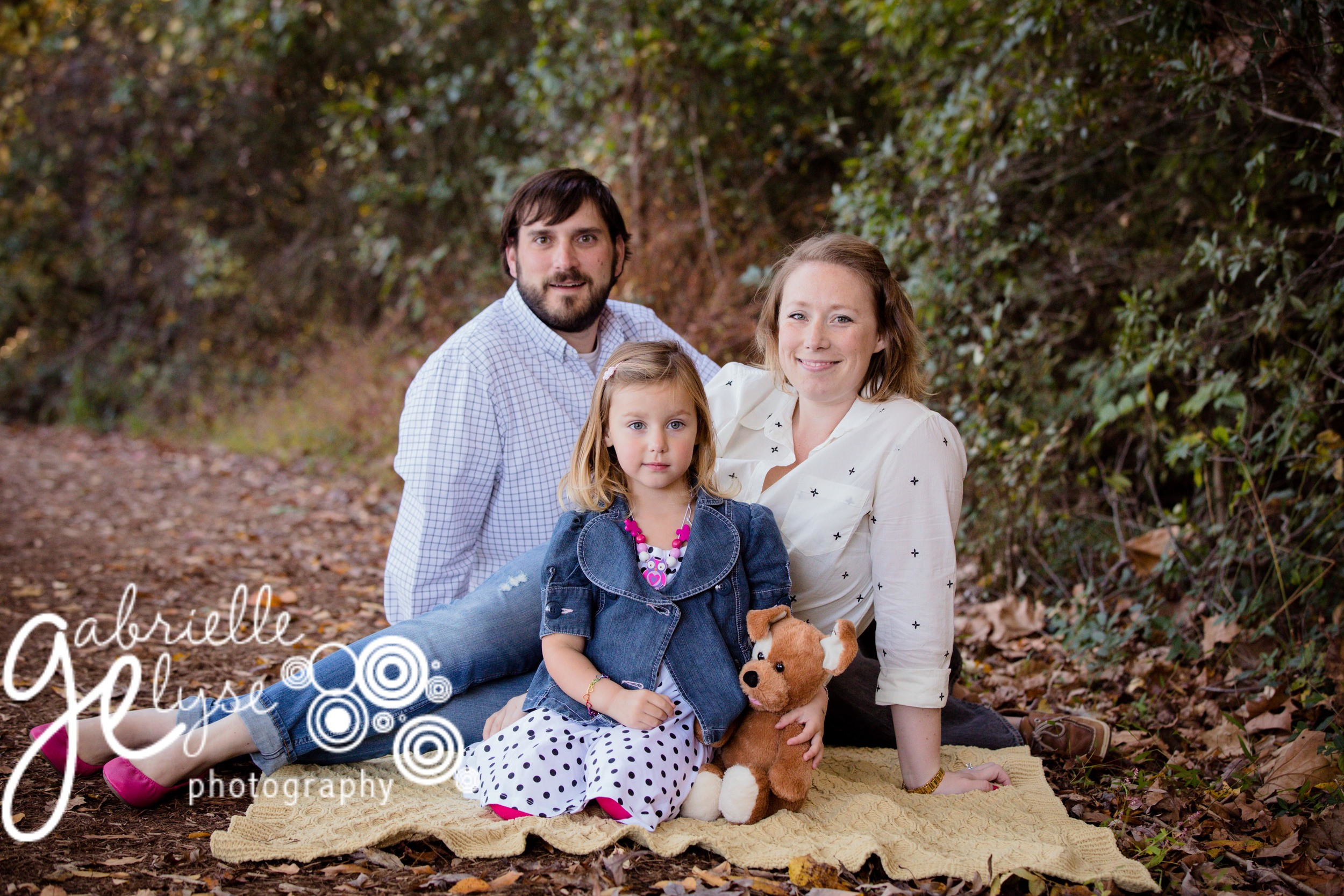 Holly Springs Fall Family Photographer