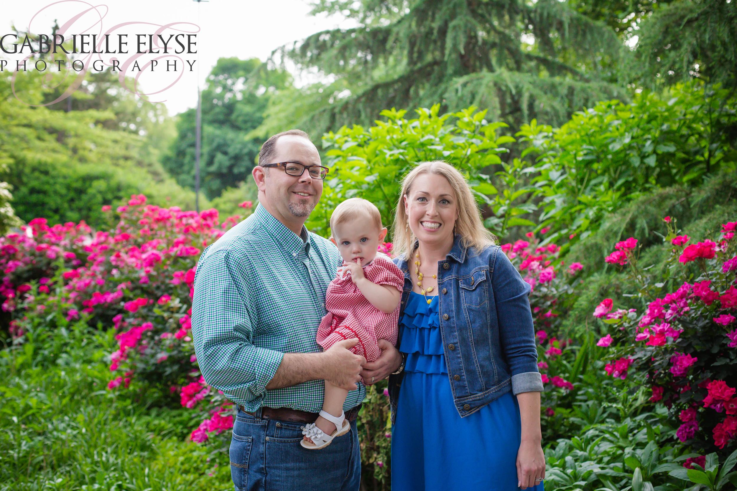 family photo fletcher park raleigh