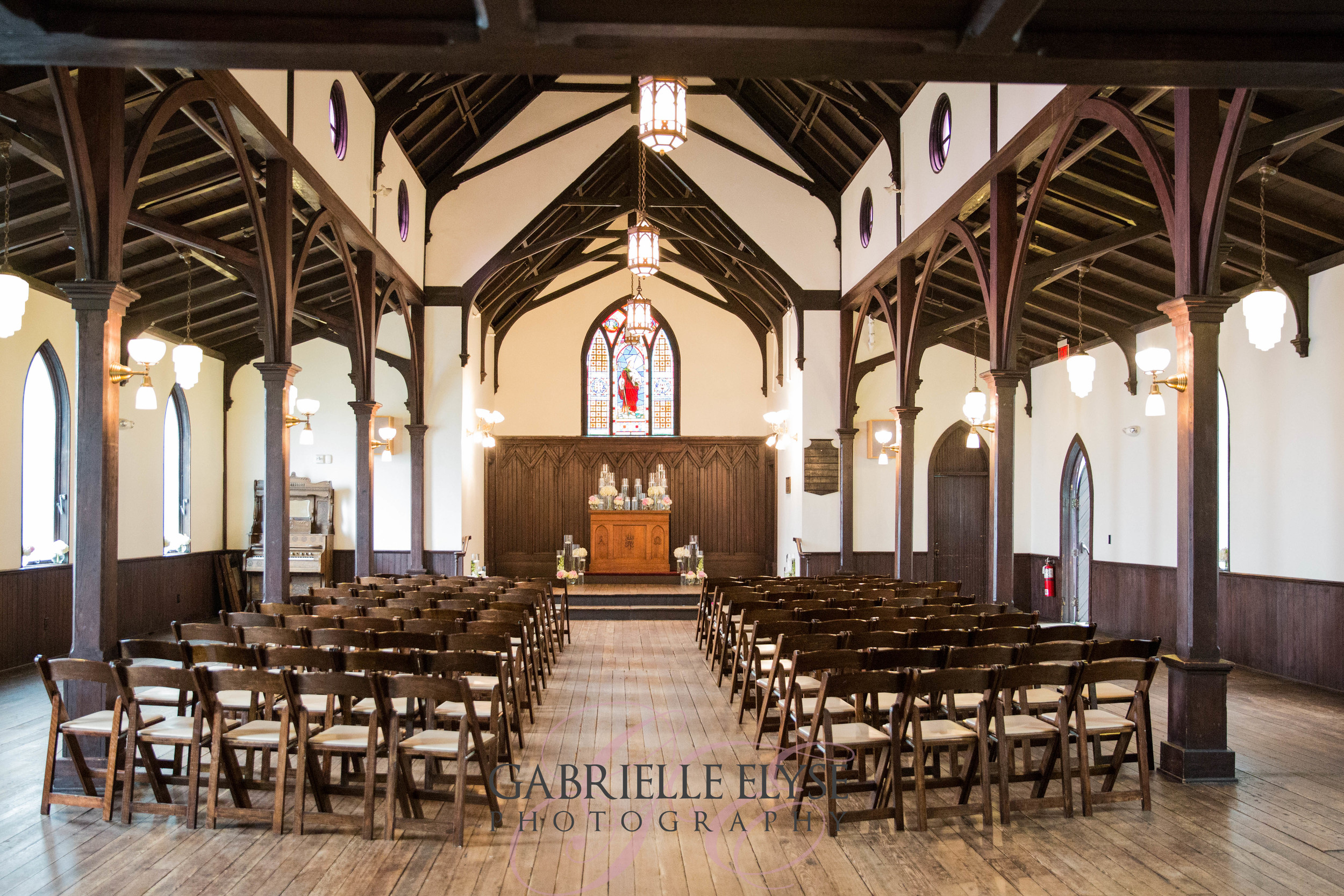 All Saints Chapel- just perfect!