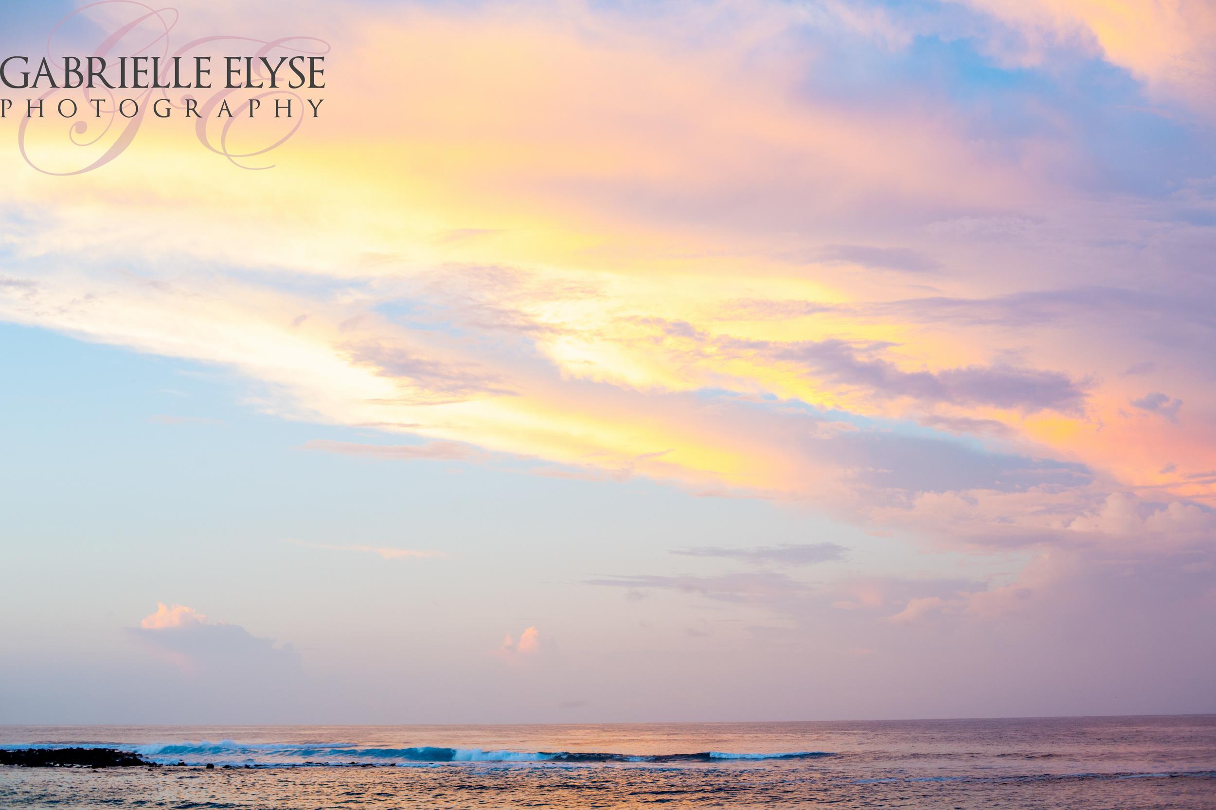 Kauai Morning Sun