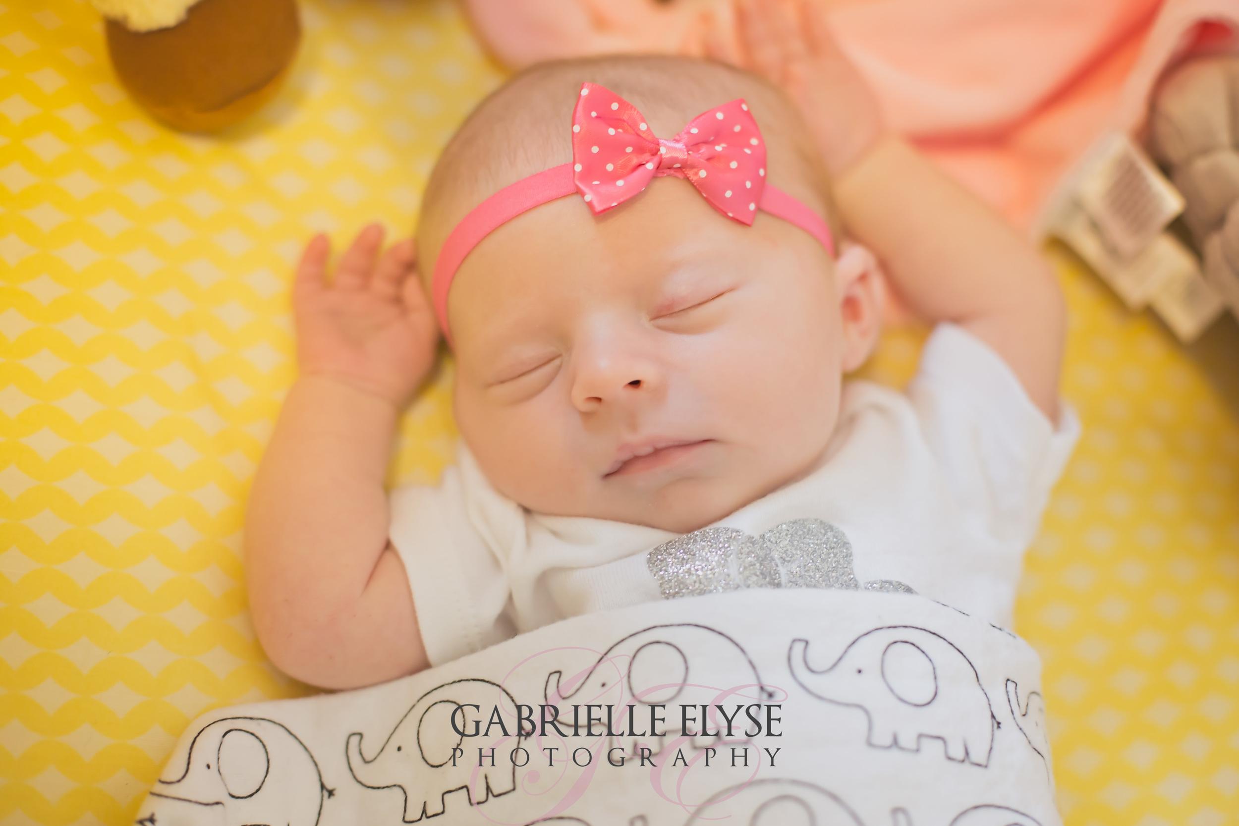 color baby girl crib