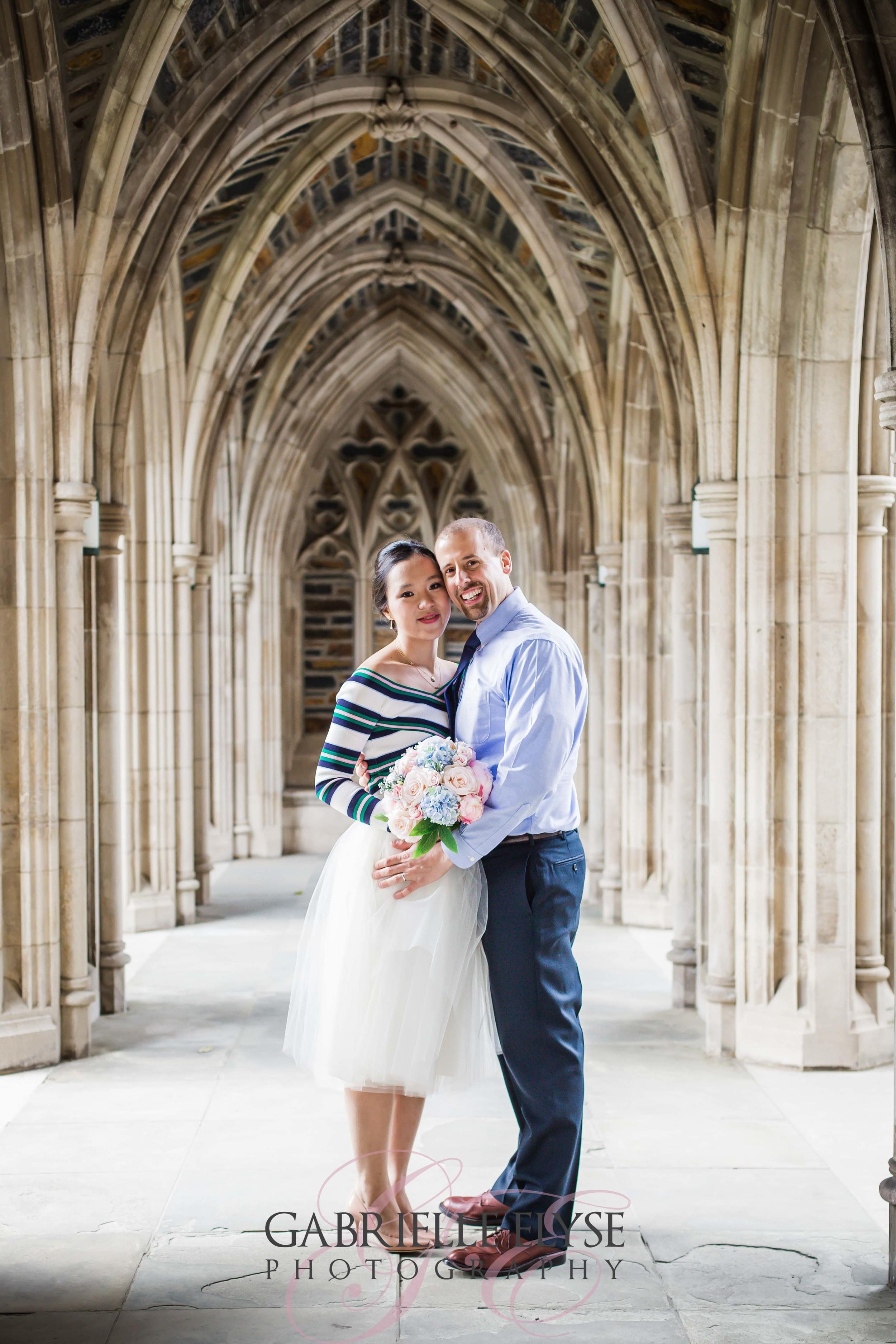 duke chapel wedding nc