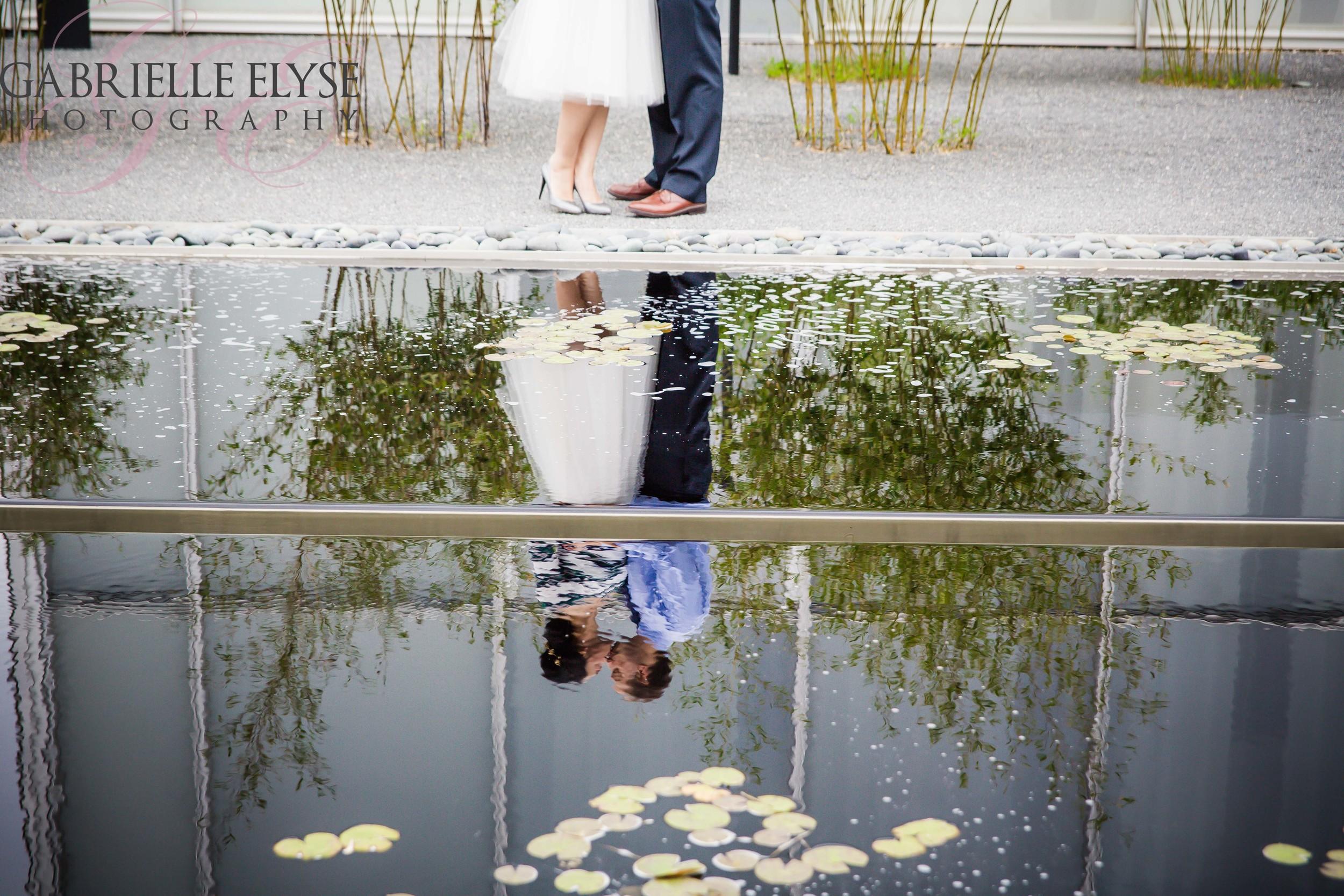 nc museum art pond