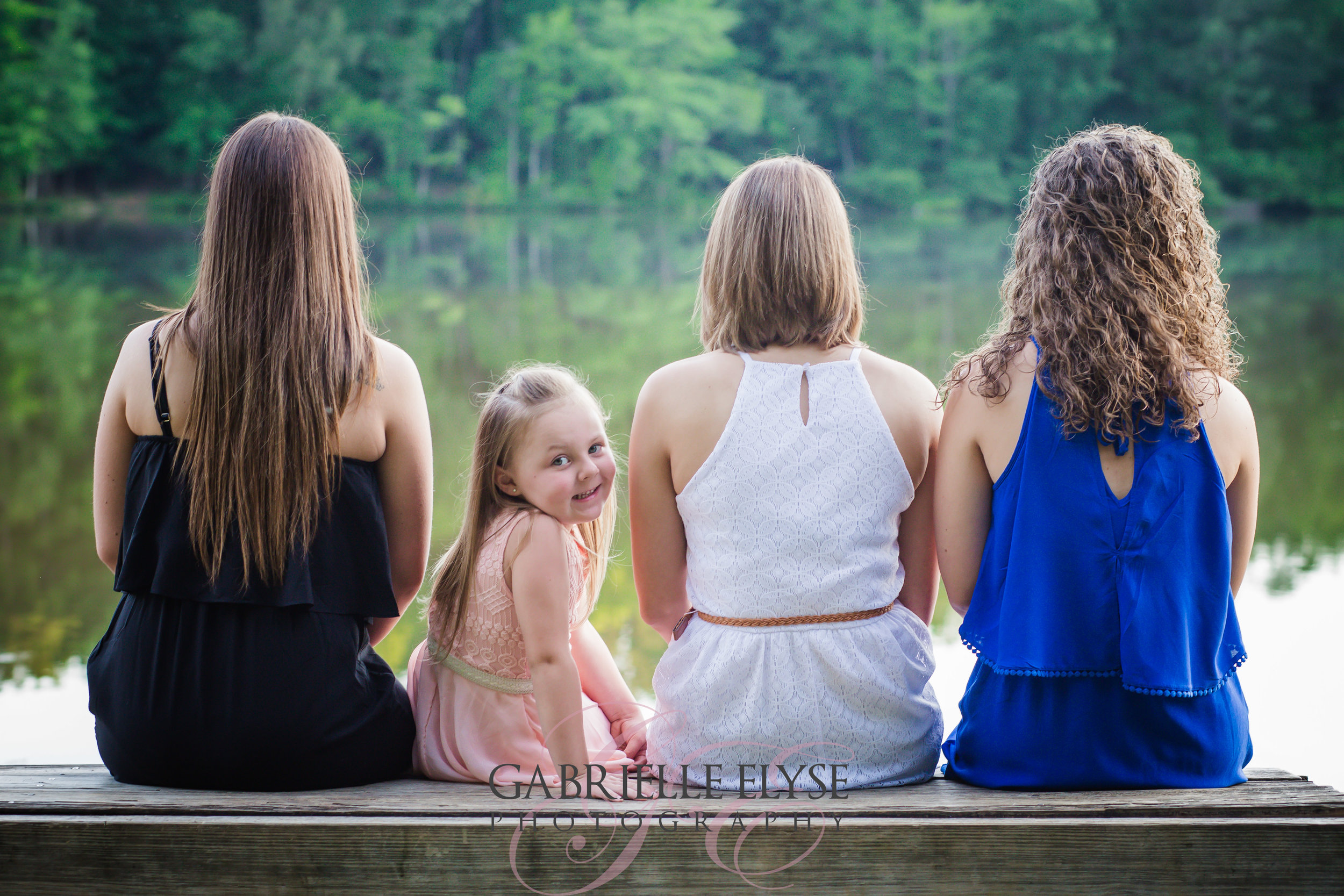 sisters family session