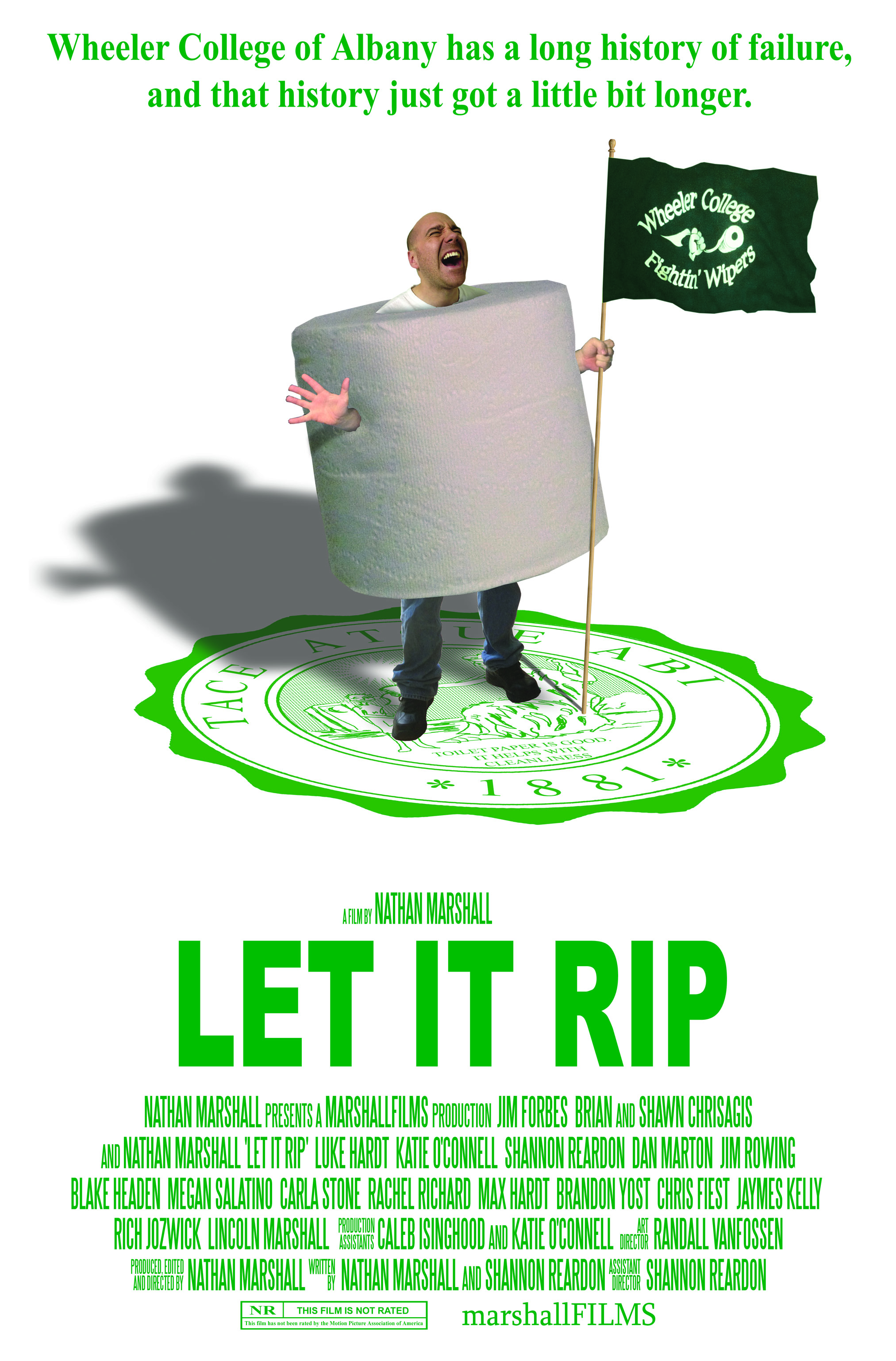 LET IT RIP MOVIE POSTER