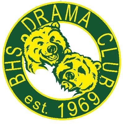 BHS DRAMA CLUB LOGO