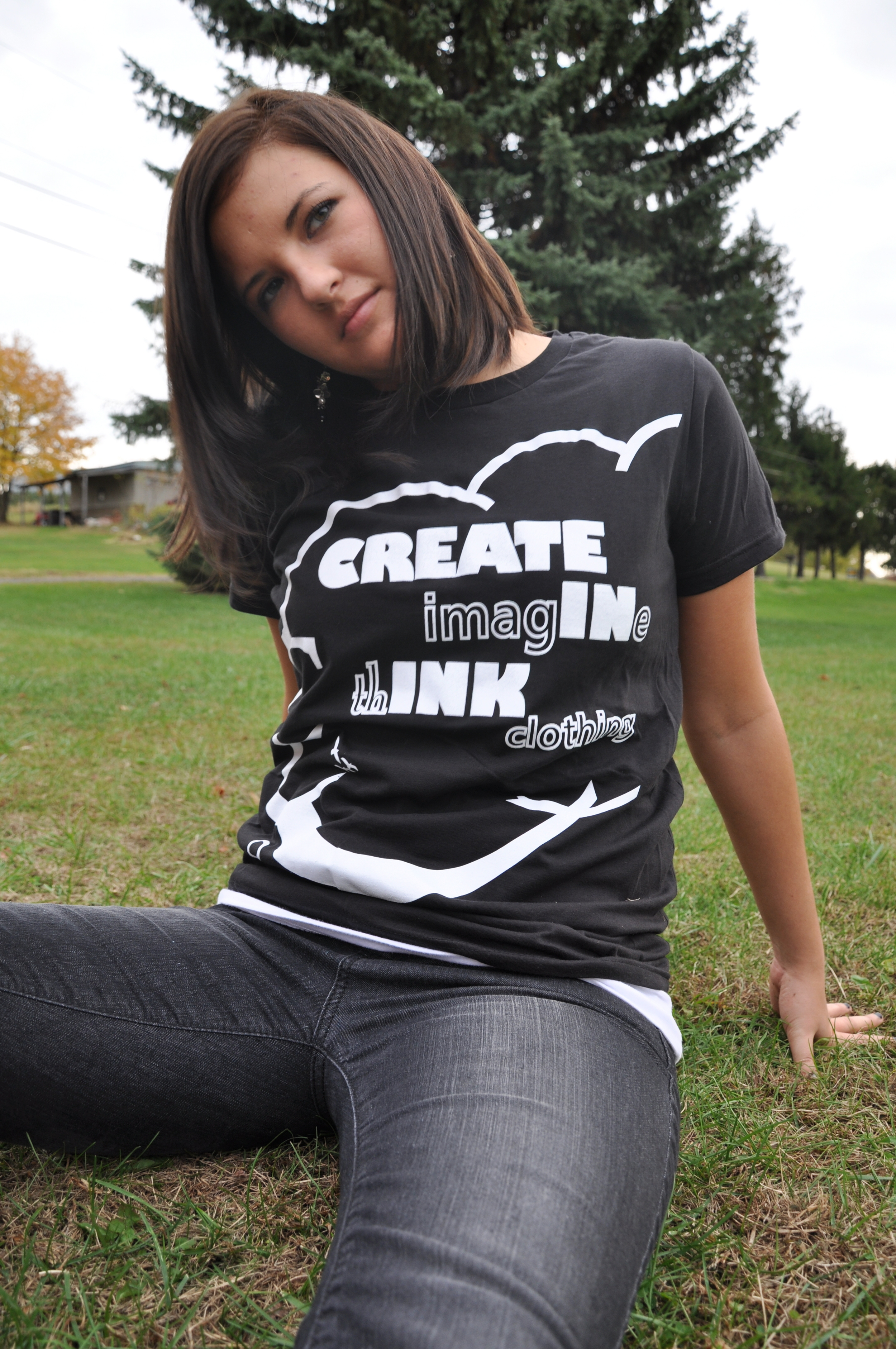 WE MADE THIS OUR SHIRTS FOR GIRLS OR GUYS