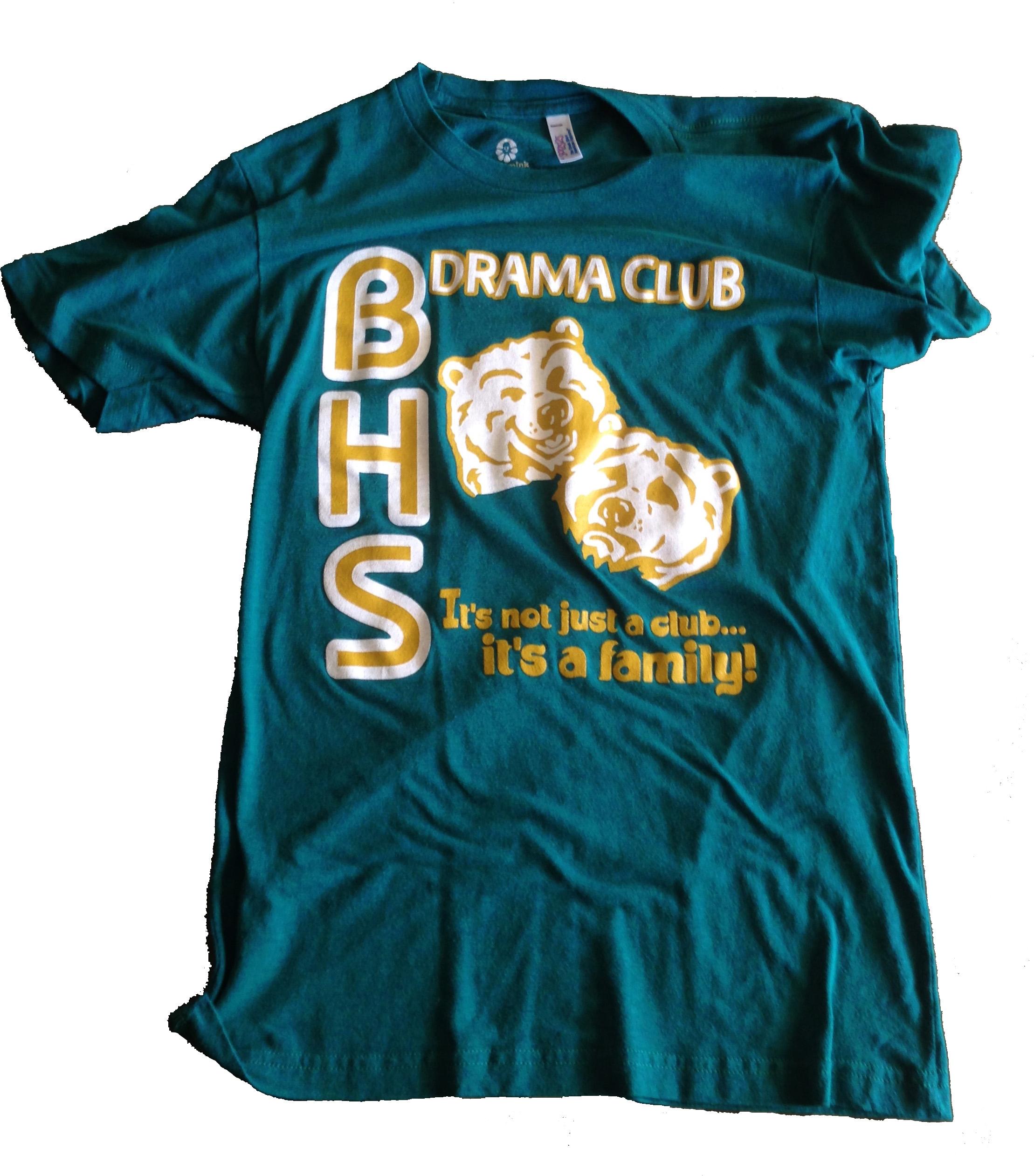 OUR FINAL DRAMA CLUB SHIRT