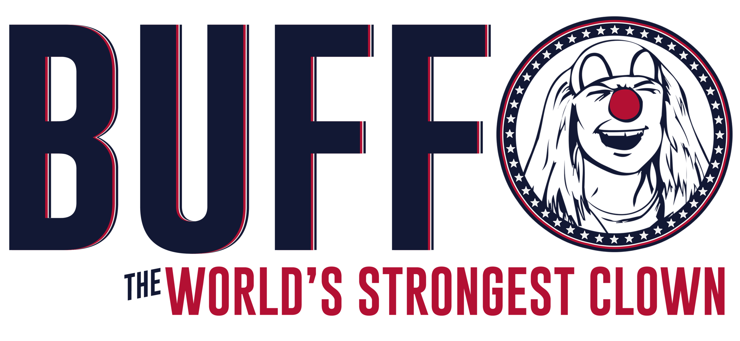 Buffo the World's Strongest Clown Letters.png