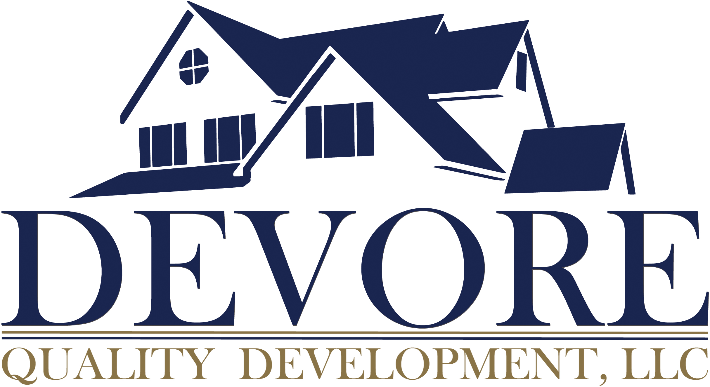 DEVORE QUALITY DEVELOPMENT, LLC LOGO