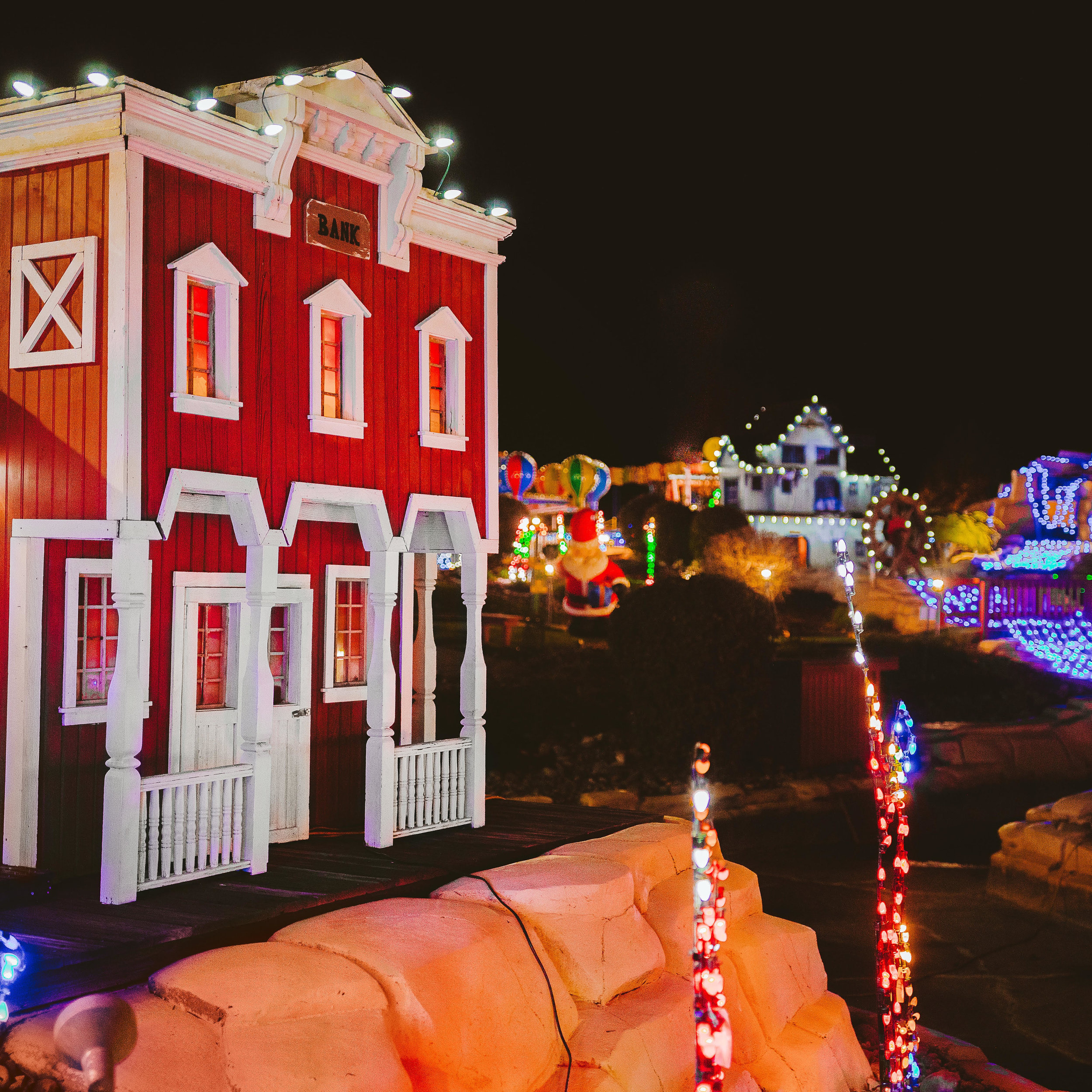 HOLIDAY LIGHTS <br> PICTURE #3