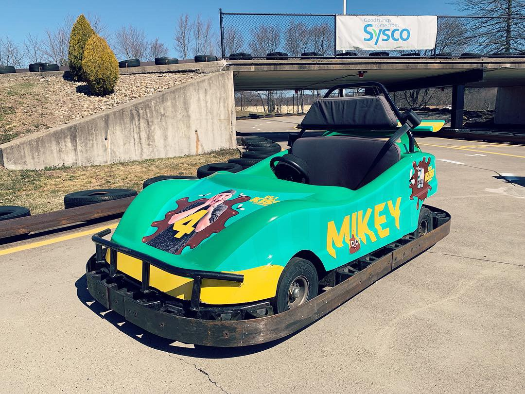 MIKEY GO KART (AFTER)