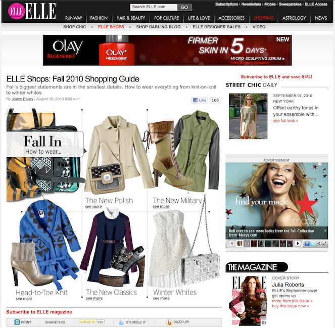 Elle.com | Elle Shops