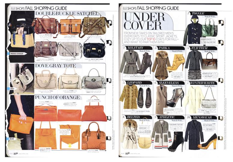 Elle Magazine | Elle Shops