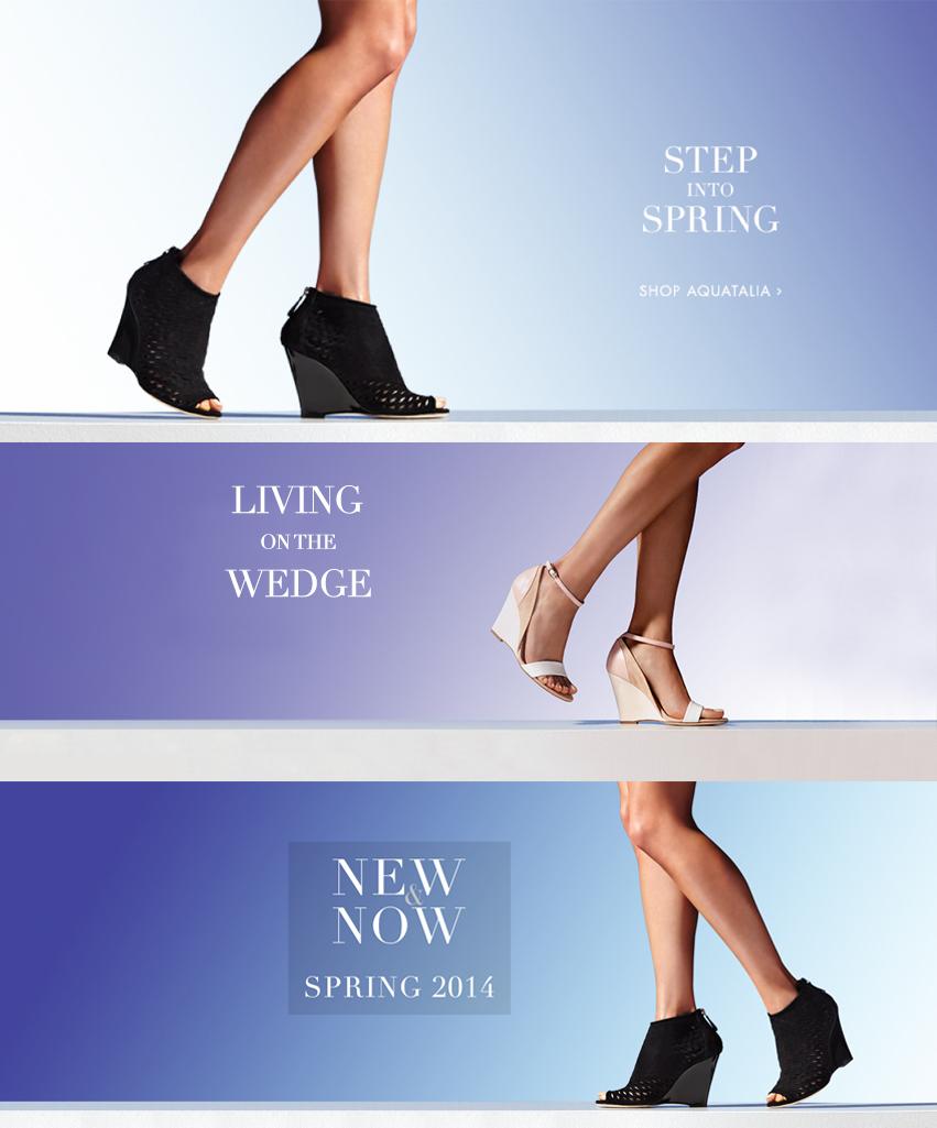 Aquatalia by Marvin K | Spring 2014 Look Book, Ad Campaign, Web