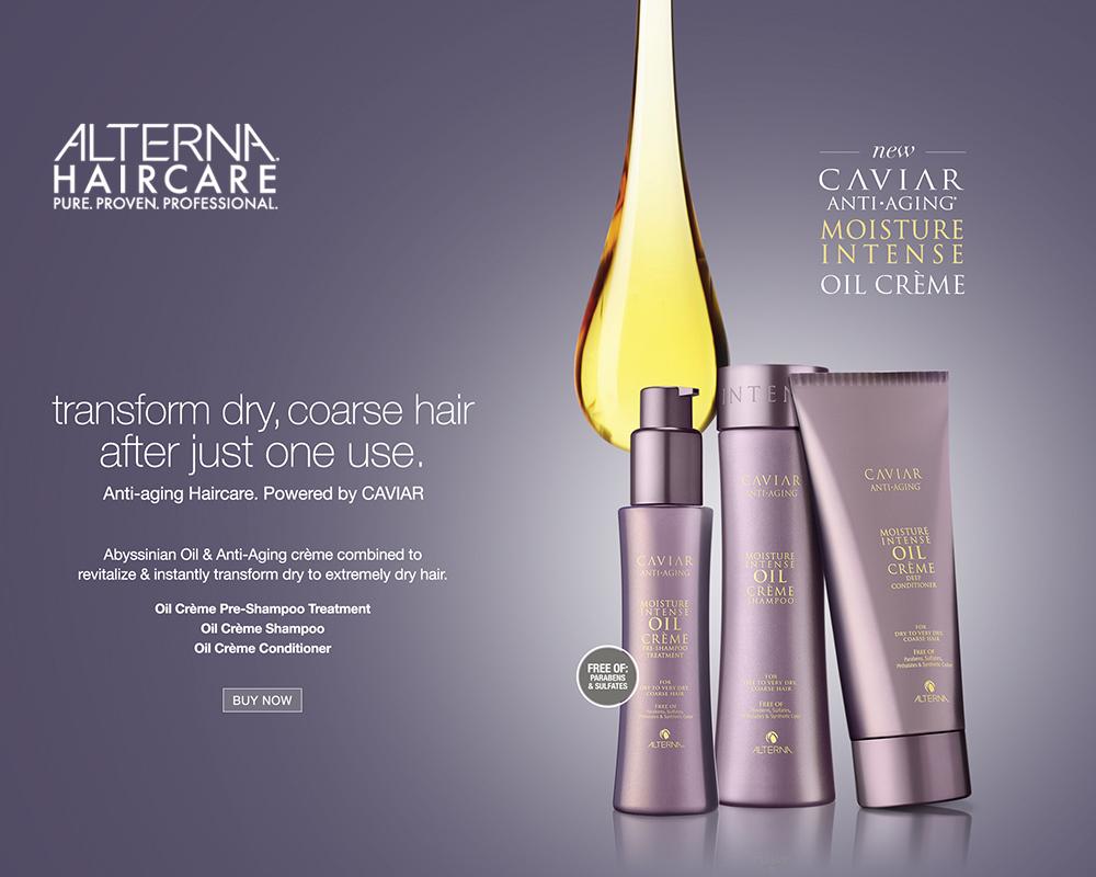 Alterna Haircare | Anthony Verde