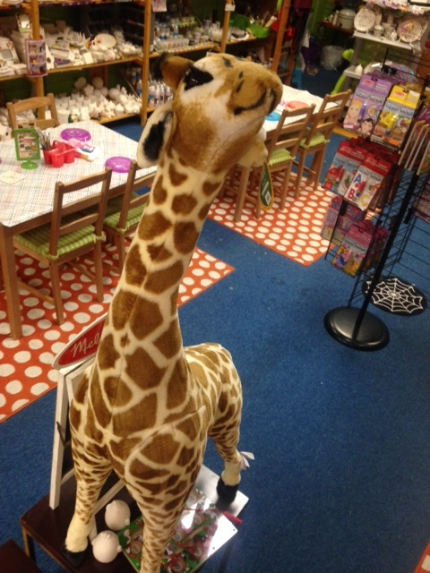 we can also order any item from Melissa and doug, like George for you!