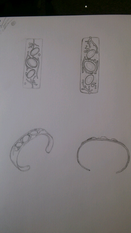 commision jewellery rendering