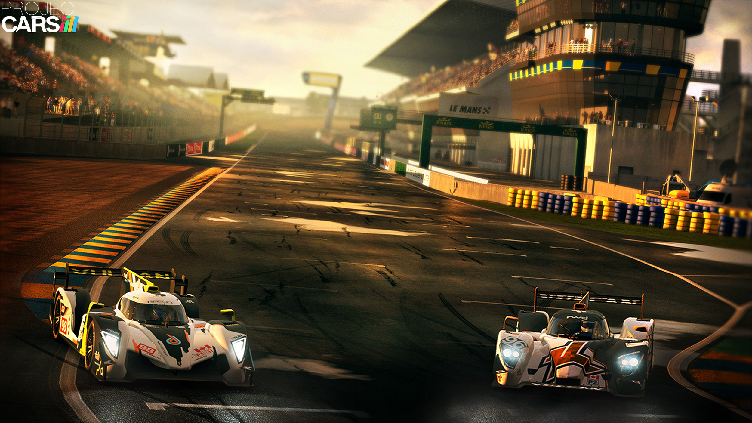 Edited screenshot created for a Project CARS community member   Project CARS