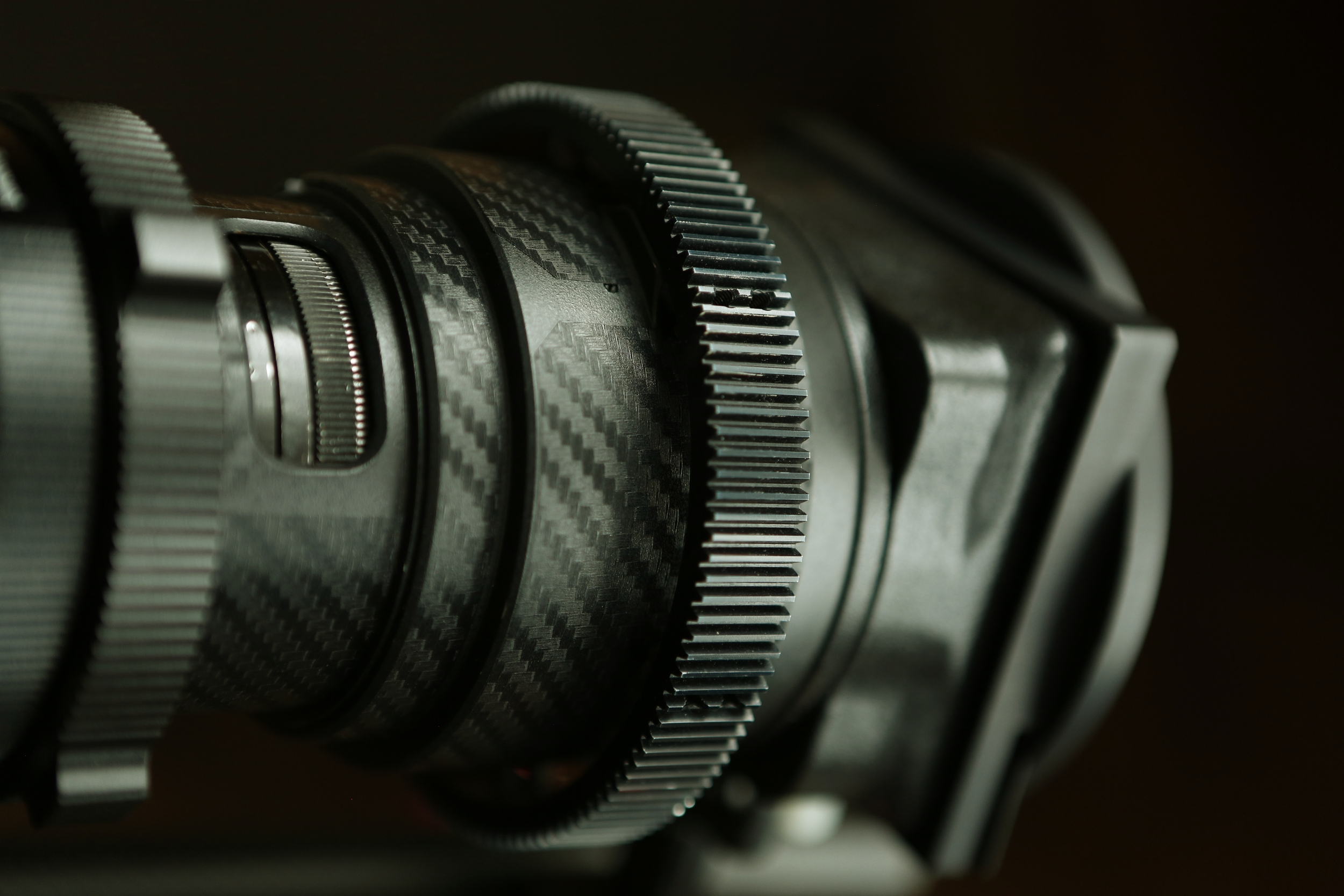 Lomo 50mm f2.5 Squarefront Anamorphic Lens