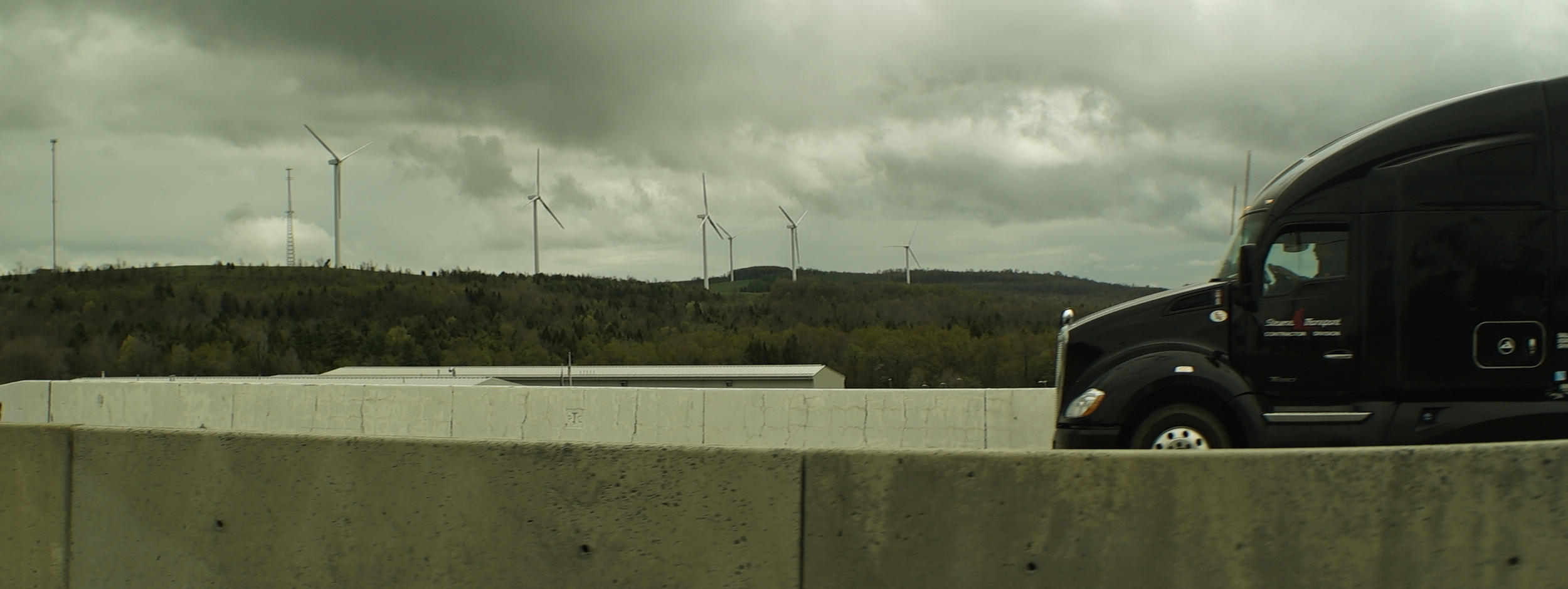 Elite 24.5mm anamorphic | Wind Farm - Image captured at T4.0. Photo by Keith Nickoson.
