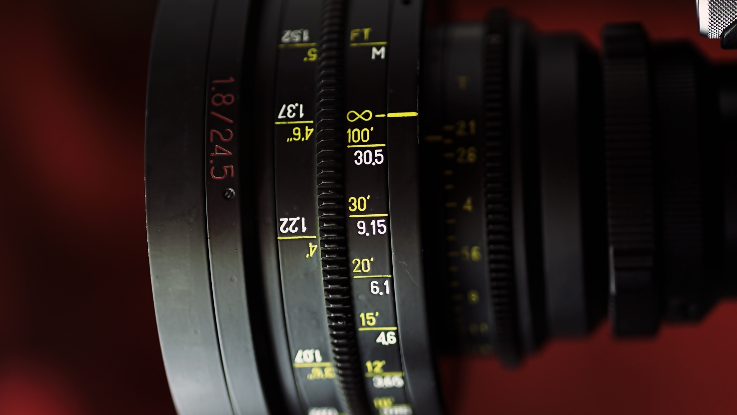 Elite 24.5mm T2.1/f1.8 - Photo by Keith Nickoson