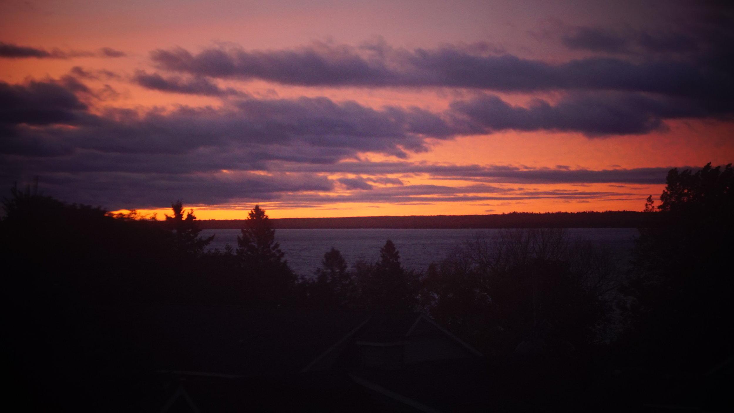 Petri 55mm f1.8 - Straits of Mackinac - Mackinac Island, MI - Photo by: Keith Nickoson