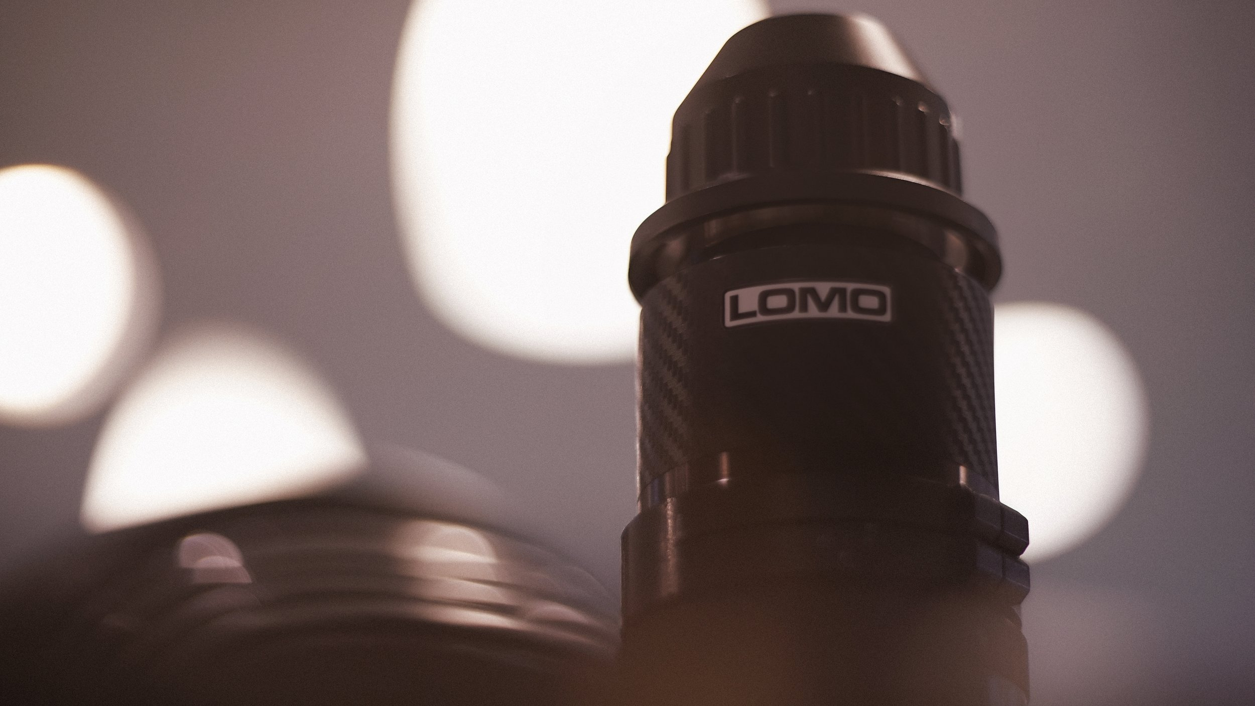 Lomo 75mm Round-Front Anamorphic Lens - Photo by: Keith Nickoson | Director of Photography | Cinematographer | Cleveland, OH
