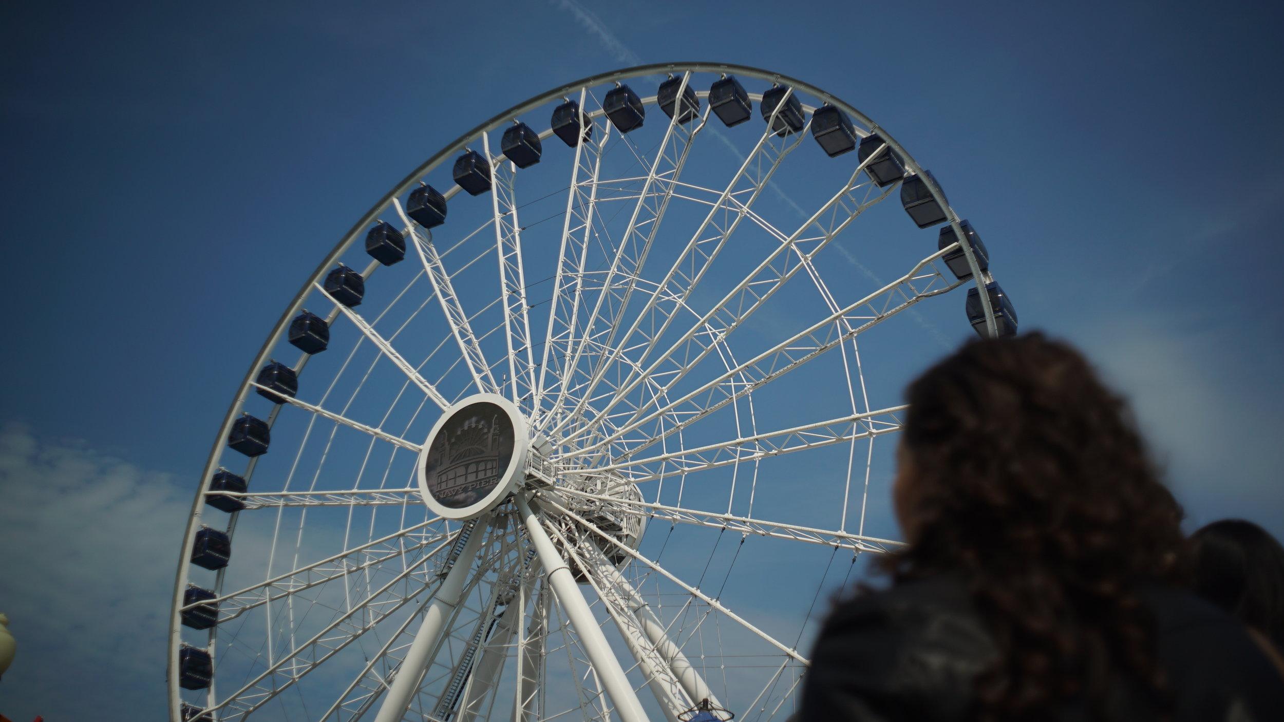 Navy Pier | Ferris Wheel