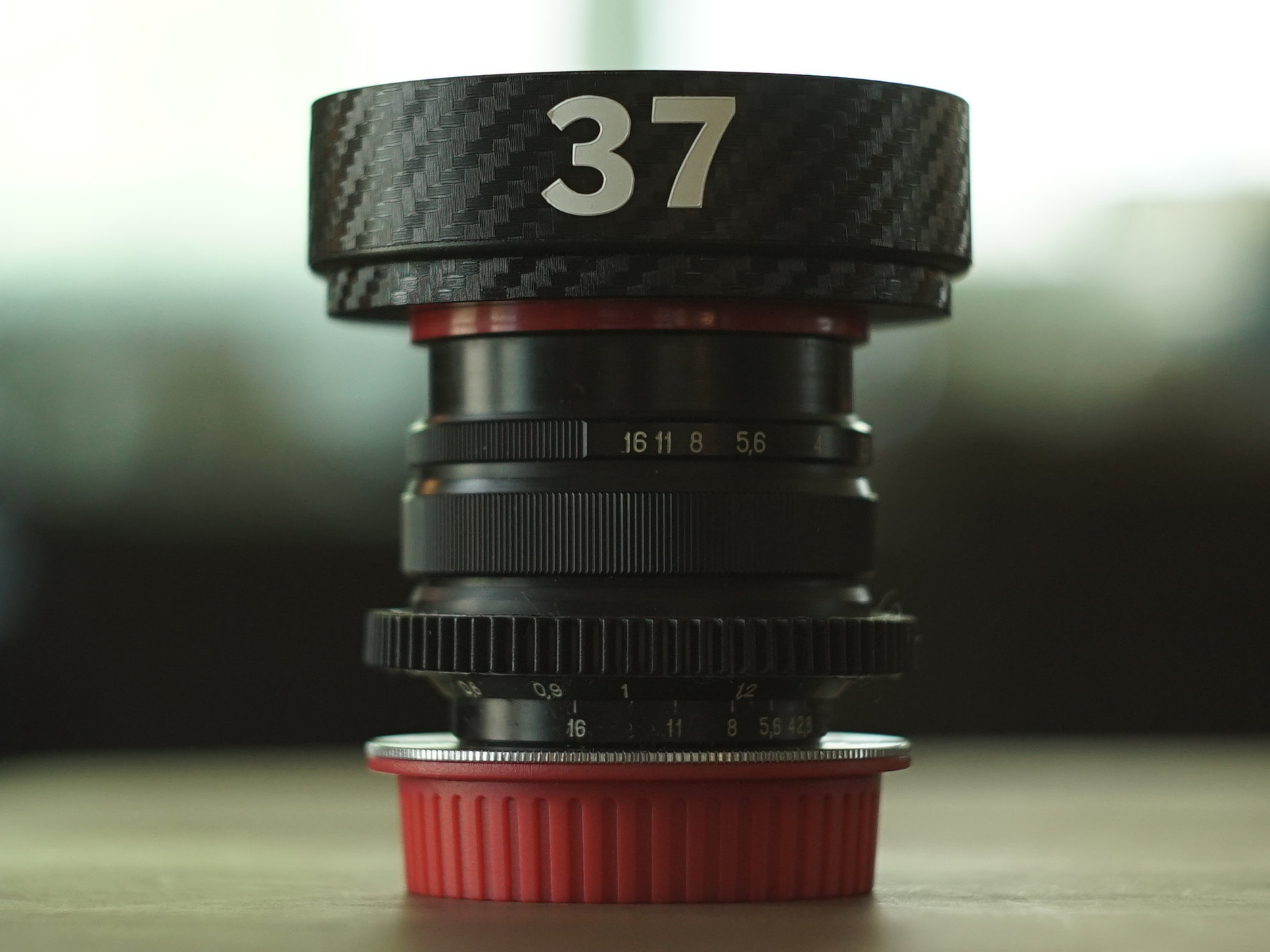 Mir 1-B 37mm f2.8 Vintage Soviet Lens | Photo by: Keith Nickoson | Director of Photography | Cinematographer