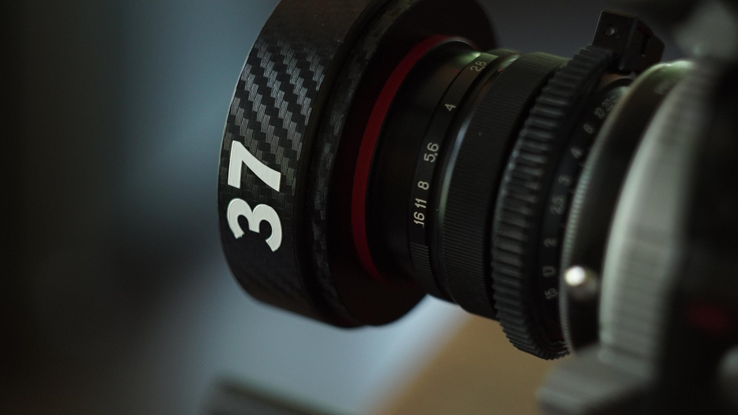 Mir 1-B 37mm | Vintage Soviet Lens