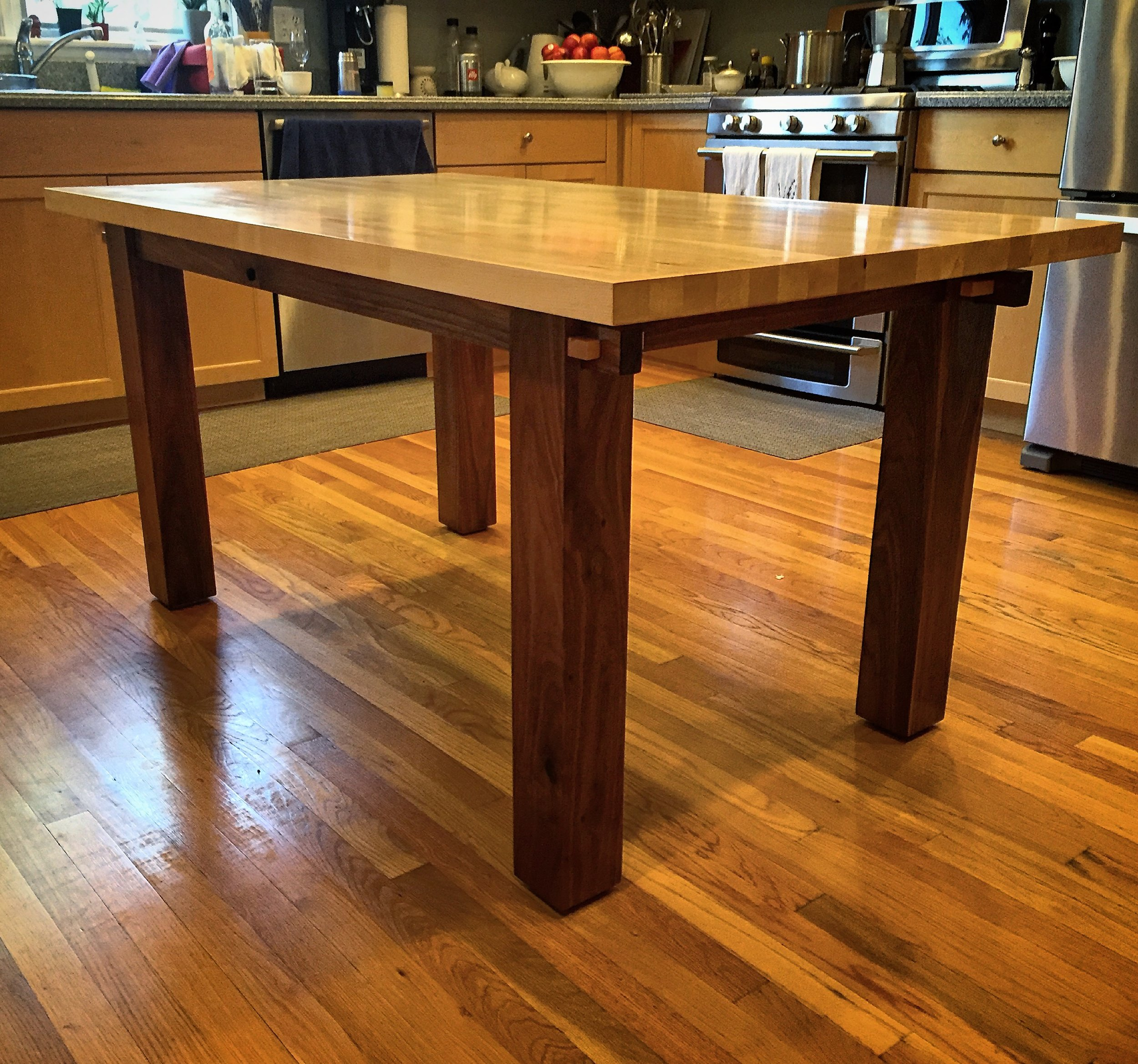 Tenon Table III
